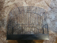Budgie, Canary or Finch show cage, Travel Transport cage, good used condition.