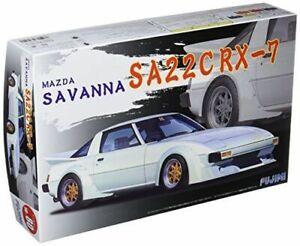 Fujimi 039541 - 1/24 Mazda Savanna SA22 CRX-7 - New