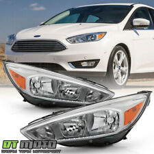 Headlights for 2017 Ford Focus for sale | eBay