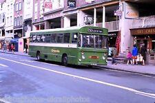 Crosville KFM757J Chester 08/10/73 Bus Photo
