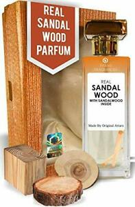 Parag fragrances Real, Natural and Long Staying Sandalwood Perfume for Men 60 ml