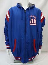 New York Giants Reversible Chaqueta con Capucha Multicolor Hombre XL