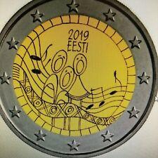 €€€2 euro ESTONIE 2019 Commémo  €€€ lire l'annonce