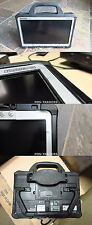 "Panasonic CF-D1 Windows 7 Rugged Tablet 13,3"" Celeron 1,1Ghz 8GB / 250GB B-GRADE"