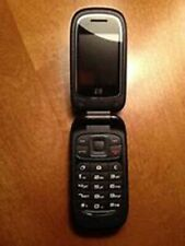 ZTE Z222 - Blue (UNLOCKED) AT&T Cellular Phone + Free H2O Sim Card