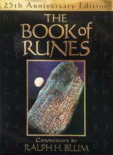Book Of Runes Set Rune Stones & Pouch divination pagan Norse magick mystical