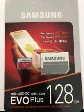 micro sd 128 gb samsung evo plus