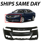 NEW Primered - Front Bumper Cover for 2014-2020 Chevy Chevrolet Impala 14-20