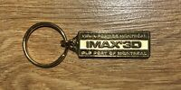 Le Vieux Port De Montreal Imax 3D Old Port Of Montreal Quebec Keychain