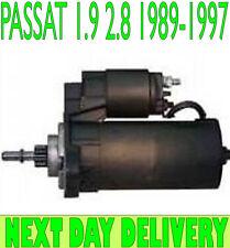 VW Passat 1.9 2.8 D TD TDI VR6 1989 1990 1991 1992 to 1997 starter motor