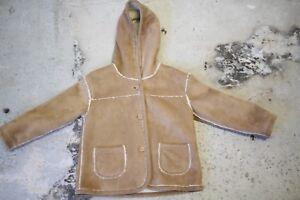 Fiona: Girls Hooded Jacket, Size 10