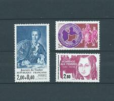 FRANCE - 1984 YT 2302 à 2304 - TIMBRES NEUFS** LUXE