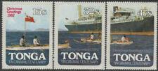 Tonga 1982 SG831-833 Christmas set MNH