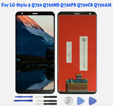 For LG Stylo 5 Q720 Display LCD Screen Touch Screen Digitizer Replacement Tools