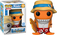 ORANGE FIN DU CHOMP SPASTIK PLASTIK Funko Pop Vinyl New in Box