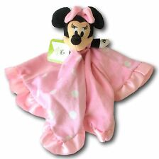 MINNIE MOUSE 28cm Snuggle Blanky from Disney Baby