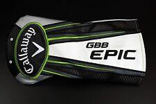 2017 Callaway Golf Big Bertha Epic & Sub Zero 460cc Driver OEM Headcover - NEW