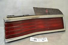 1977-1978 Mercury Grand Marquis Left Driver OEM tail light 51 4A4