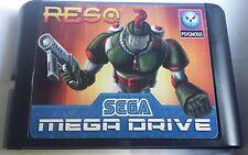 Megadrive Genesis RESQ gratuito REGIONE videogioco carrello