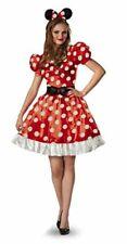 Disney Women's Red Minnie Mouse Classic Costume,, Red/Black/White, Size 8.0 WqIq