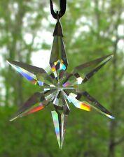 SWAROVSKI 2003 Annual Little Snowflake Ornament Mint in Box