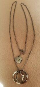 Giorgio Emporio Armani Because It's You Necklace Chain