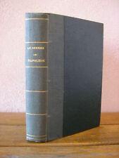 LE DERNIER DES NAPOLEON Pamphlet contre Napoléon III 1872