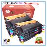 8 Compatible CLT-406S Toner Cartridge for Samsung CLP365W CLX3305FW C410W C460FW