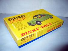 DINKY TOYS COFFRET CREATION CITROËN 2CV (VIDE) SANS LES VOITURES!!!!!!!