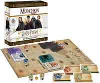 Munchkin Deluxe: Harry Potter [New ] Card Game
