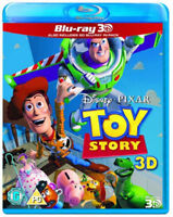 Toy Story 3D+2D Blu-Ray Nuovo (BUY0172501)