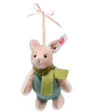 More details for steiff piglet ornament ean 683152 limited edition bear shop