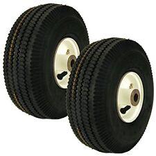 2 Front Wheel Tire Toro 105-347 TimeCutter Z4235 Z4200 SS 4250 Zero Turn Mower +