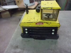 Mighty tonka cab with grill for parts