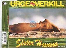 URGE OVERKILL sister havana CD MAXI