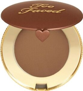 Too Faced Chocolate Soleil Long-Wear Matte Bronzer Travel Size  - 2.8g - Boxed