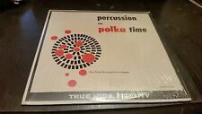 "Percussion In Polka Time Vinyl Record LP - 12"" - 33 1/3 RPM"