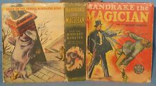 VINTAGE BETTER LITTLE BOOK MANDRAKE the MAGICIAN and the MIDNIGHT MONSTER #1431