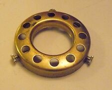 """UNO 2 1/4"""" Fitter Unfinished Solid Brass Bridge Lamp Shade Holder Lamp (UB1)"""