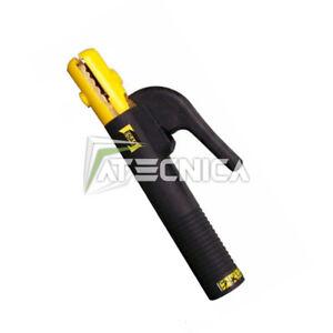 Porte électrode de soudure MMA à pince ESAB CONFORT 300A revêtement ignifuge