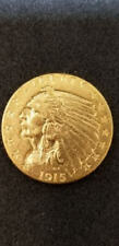 1915 Indian Head $2.50 Gold Quarter Eagle. Lot #325-030818