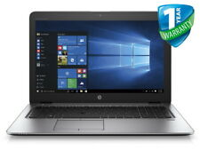 """HP EliteBook 850 G3 15.6"""" Laptop Intel Core i7 6th Gen 16GB RAM 512GB SSD"""