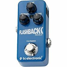 TC Electronic*Flashback Mini*Delay Guitar Effects Pedals TonePrint FREE2DAY NEW