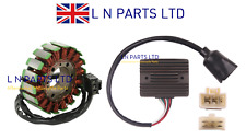 Honda CBR1100 XX Blackbird Stator Coil / Magneto & Regulator Kit 1999 - 2007