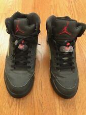 Nike Air Jordan V Retro DMP Five Raging Bull Toro Bravo Pack 3M Size 11 Black