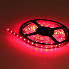 5M Red 300 Leds Flexible SMD 3528 Led Strip Lights Lamp Non-waterproof DC12V 24W