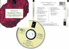 "BEETHOVEN ""Symphony 3 Eroica"" (CD) 1992"