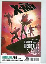 Uncanny X-Men Annual #3 VF+ 2011