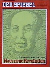 SPIEGEL 3/1971 Mao Tse-Tung