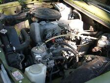 MERCEDES 300 DIESEL MOTOR, OM 617,  BJ 1982, MIT ORIG. 228000KM. FÜR GD,   W123